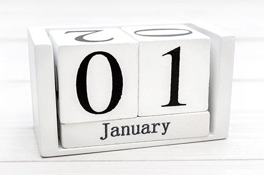 1:a januari