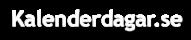 Kalenderdagar Logo